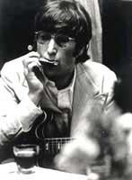 а какой гармонике Джон Леннон сыграл вступление к
