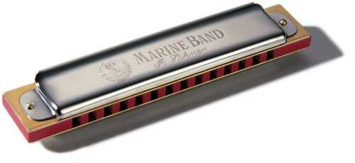 Hohner Marine Band  365 (14 отверстий)